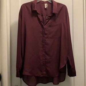 Last price drop! NWT Frenchi brand blouse!